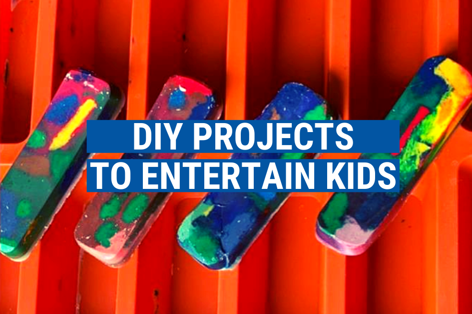 DIY PROJECTS FOR KIDS TOYS