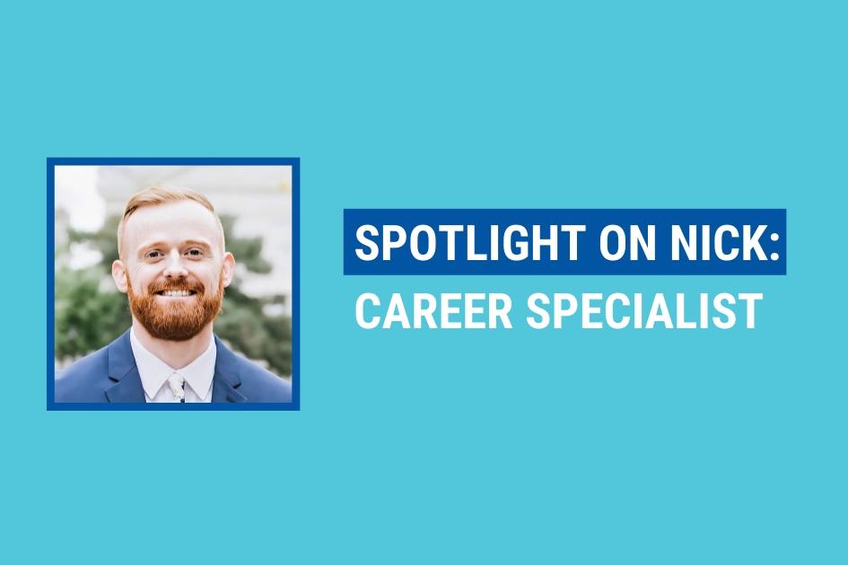 career specialist nick